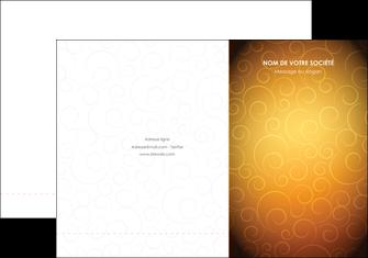 faire modele a imprimer pochette a rabat bijouterie dore abstrait abstraction MLIG62225