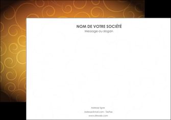 maquette en ligne a personnaliser affiche bijouterie dore abstrait abstraction MLIG62229