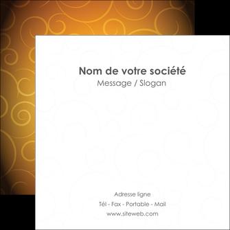 Impression Feuille volante / Prospectus Bijouterie feuille-volante-prospectus Flyers Carré 12 x 12 cm