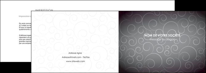 exemple depliant 2 volets  4 pages  abstrait arabique design MLGI62331