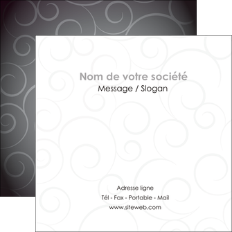 faire flyers abstrait arabique design MIF62349