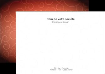 imprimer flyers rouge couleur couleurs MLGI62399