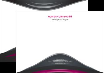 personnaliser modele de flyers gris rose vintage MLGI62687