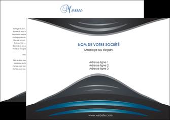 modele en ligne set de table gris bleu couleurs froides MLIG62767