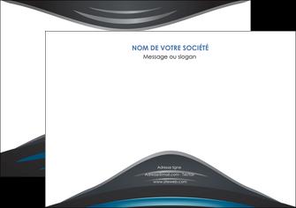 maquette en ligne a personnaliser affiche gris bleu couleurs froides MLIG62787