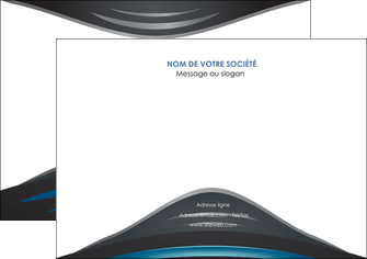 creation graphique en ligne affiche gris bleu couleurs froides MLIG62791