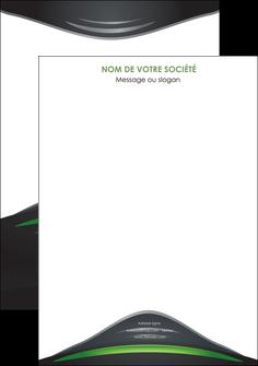 modele affiche gris vert vintage MIF62821