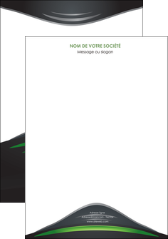 cree affiche gris vert vintage MIF62823