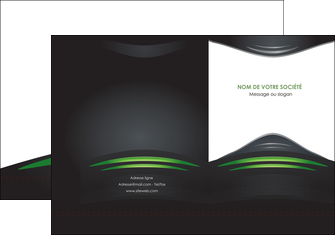 creer modele en ligne pochette a rabat gris vert vintage MIF62831