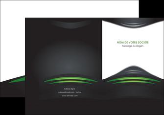 faire modele a imprimer pochette a rabat gris vert vintage MIF62833