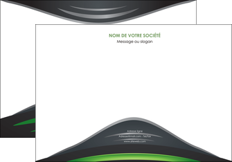 exemple affiche gris vert vintage MIF62841