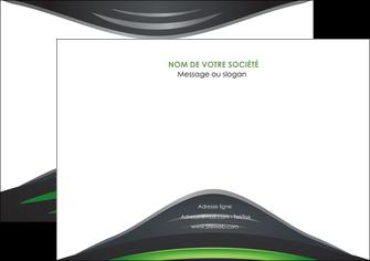 modele en ligne affiche gris vert vintage MIF62843