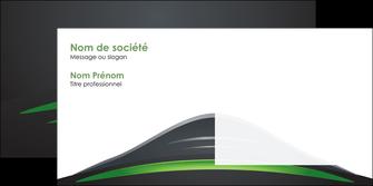 maquette en ligne a personnaliser enveloppe gris vert vintage MIF62857