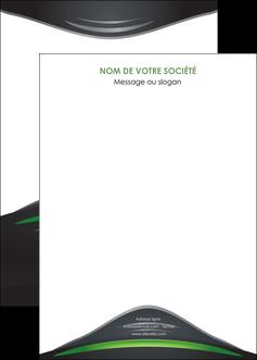 realiser affiche gris vert vintage MIF62863