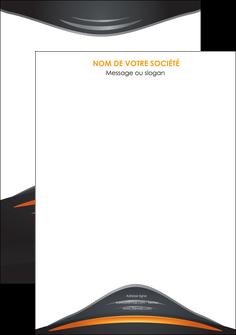 personnaliser maquette affiche bijouterie gris or vintage MIF62873