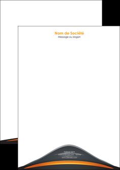 Impression Papier entête de lettre Bijouterie devis d'imprimeur publicitaire professionnel Tête de lettre A4