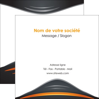 faire flyers bijouterie gris or vintage MIF62905