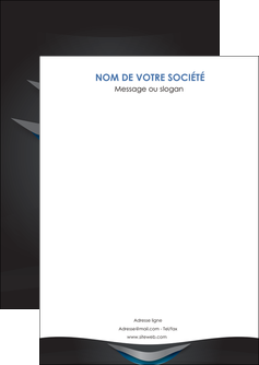 imprimer flyers gris gris fonce mat MLGI63623