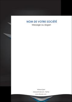 Commander Flyer  modèle graphique pour devis d'imprimeur Flyer A6 - Portrait (10,5x14,8 cm)