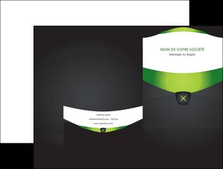 modele en ligne pochette a rabat gris vert fond MLIG64015
