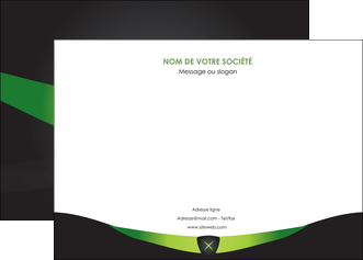 personnaliser modele de affiche gris vert fond MLGI64021