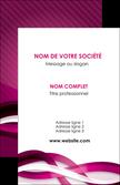 faire carte de visite violet violet fonce couleur MLGI64525