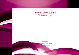 realiser affiche violet violet fonce couleur MLIG64535