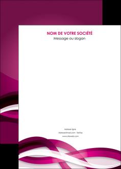 cree affiche violet violet fonce couleur MLIG64559
