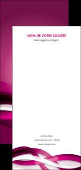 realiser flyers violet violet fonce couleur MIF64565