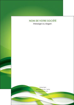 faire affiche vert verte fond vert MLGI64735