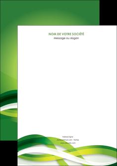 imprimer affiche vert verte fond vert MLGI64737