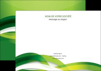 creation graphique en ligne affiche vert verte fond vert MLGI64753