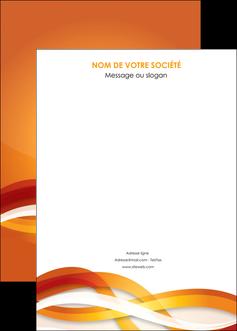 modele en ligne affiche orange colore couleur MLGI64847