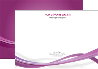 faire modele a imprimer affiche violet violette abstrait MLGI66957