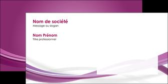 creation graphique en ligne enveloppe violet violette abstrait MLGI66977