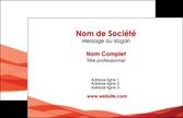 faire modele a imprimer carte de visite rouge couleurs chaudes fond  colore MLGI67103
