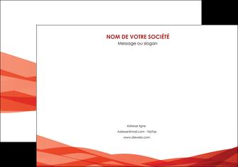 creer modele en ligne affiche rouge couleurs chaudes fond  colore MLGI67123