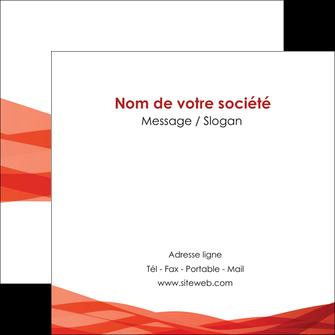 imprimerie flyers rouge couleurs chaudes fond  colore MLGI67139