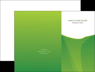 modele en ligne pochette a rabat espaces verts vert fond vert couleur MLGI67169