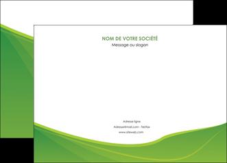 modele en ligne affiche espaces verts vert fond vert couleur MLGI67175