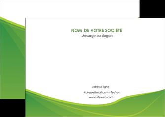 cree flyers espaces verts vert fond vert couleur MLGI67183