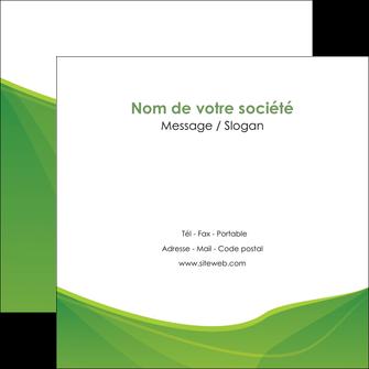faire modele a imprimer flyers espaces verts vert fond vert couleur MLGI67187