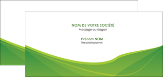 cree carte de correspondance espaces verts vert fond vert couleur MLGI67193