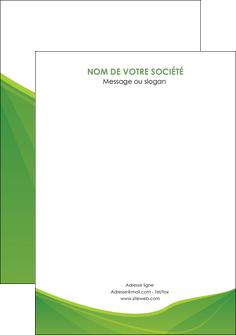 cree flyers espaces verts vert fond vert couleur MLGI67201