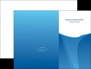 faire modele a imprimer pochette a rabat bleu bleu pastel couleur froide MLGI67279