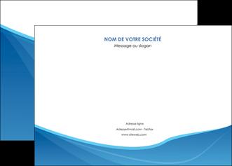 impression affiche bleu bleu pastel couleur froide MLGI67285