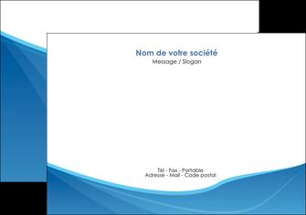 exemple flyers bleu bleu pastel couleur froide MLGI67289