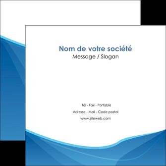faire modele a imprimer flyers bleu bleu pastel couleur froide MLGI67297