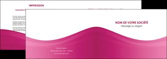 imprimer depliant 2 volets  4 pages  fond violet texture  violet contexture violet MLGI67339