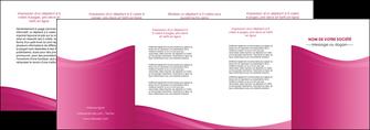 personnaliser modele de depliant 4 volets  8 pages  fond violet texture  violet contexture violet MLGI67363